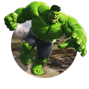 Kleurplaten The Incredible Hulk (Marvel)
