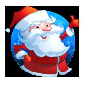 Kleurplaat De Kerstman En Zijn Elfjes Kerstmis 3117