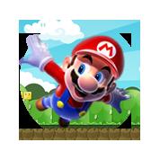 Mario Kleurplaten Mushroom.Kleurplaat Mario Bros En Luigi Nintendo 792