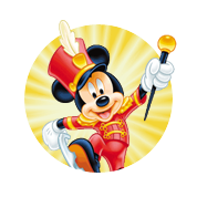 Kleurplaten Mickey Mouse (Disney)