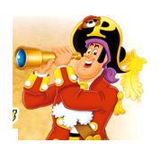 kleurplaat piet piraat studio100 2140