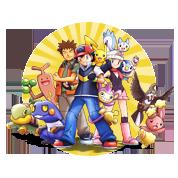 Kleurplaten Pokemon Printen.Kleurplaten Pokemon