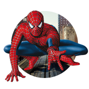 Kleurplaten The Amazing Spider-Man (Spider-Man)