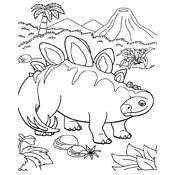 5 Meter Kleurplaat Kleurplaat Dinosaurus 3759
