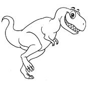 Kleurplaat Over De Dinosaurussen Kleurplaat Dinosaurus 3774