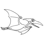 Kleurplaten Vliegende Dino.Kleurplaten Vliegende Dino Brekelmansadviesgroep