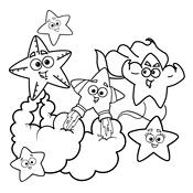 Kleurplaat Dora 3526