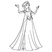 HD wallpapers disney frozen coloring book pages
