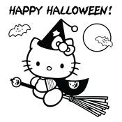 Kleurplaat Vleermuis Halloween.Kleurplaat Halloween 2687