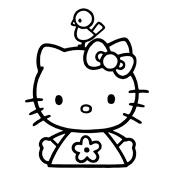 Hello Kitty Kleurplaten A4.Alle Kleurplaten Van De Hele Wereld Kids N Fun De 18 Ausmalbilder