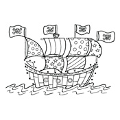 Kleurplaten Jake Nooitgedacht Piraten.Kleurplaat Jake En De Nooitgedachtland Piraten Disney 3559