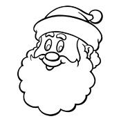 Kleurplaten De Kerstman.Kleurplaat De Kerstman En Zijn Elfjes Kerstmis 3093