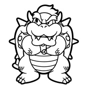 Kleurplaat Mario Bros En Luigi Nintendo 841