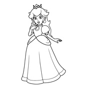 Yoshi Kleurplaten Printen Kleurplaat Mario Bros En Luigi Nintendo 845