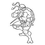Turtles Kleurplaat Printen Kleurplaat Ninja Turtles 1044