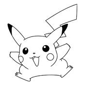 Kleurplaat Pokemon 2861