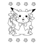 Kleurplaat Pokemon 2995