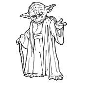 Kleurplaat Star Wars 3996