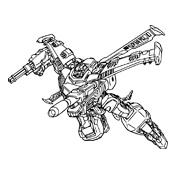 Kleurplaten Transformers Optimus Prime.Kleurplaten Transformers