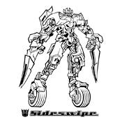 Kleurplaten Van Transformers.Kleurplaat Transformers 2601
