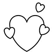 Kleurplaten Valentijn.Kleurplaten Valentijn Liefde