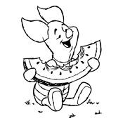 Kleurplaten Disney Winnie The Pooh.Kleurplaten Winnie De Pooh Disney